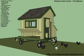 home garden plans chicken coops