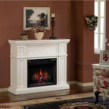 electric fireplace with mantel antebellum media electric