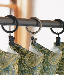Drapery Rings Without Clips Country Curtains Curtains Valances Curtain Rods U0026 Draperies