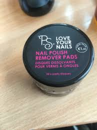 p s love your nails nail polish remover pads u2013 cassmadaboutfashion