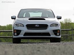 2015 subaru wrx cvt automatic reviewed 9 5 10 mind over motor