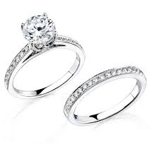white gold bridal sets natalie k 14k white gold pave bezel diamond semi bridal set