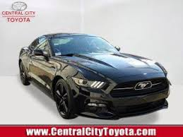mustang 4 wheel drive used 2015 ford mustang ecoboost premium for sale philadelphia pa