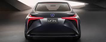 lexus lf fc price in india future u0026 concept cars lexus india