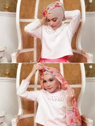 tutorial hijab noura tutorial hijab cantik ala laili noura til cantik