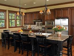 Granite Top Kitchen Tables Creditrestoreus - Black dining table with cherry top