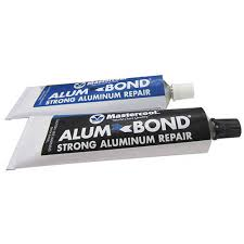 alum bond mastercool 90934 alum bond aluminum repair kit with hardener and