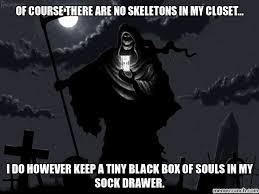 Black Box Meme - taker