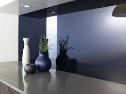 plexiglas für küche die besten 25 küchenrückwand aus glas ideen auf