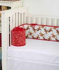 Cowboy Crib Bedding by Amazon Com Rockingham Road Small Crib Rail Covers Vintage