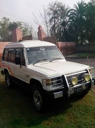 mitsubishi pajero exceed 2 5d 1989 for sale in peshawar pakwheels