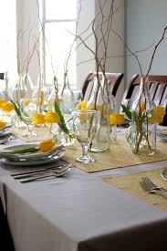 Homemade Table Decorations For Easter by Colorful Table Decorating Ideas Simple Decorations Decoration