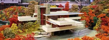 carnegie science center miniature railroad u0026 village fallingwater
