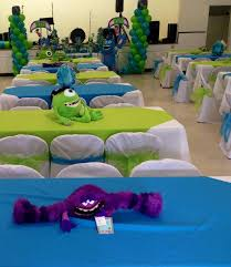 monster u0027s inc birthday party ideas photo 4 of 17 catch my party