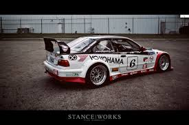 bmw race cars bmw of north america u0027s vintage collection the ptg e36 m3