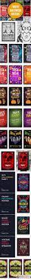 12 halloween posters bundle 402988 free download photoshop