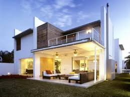 modern house exterior design in india