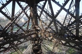 aw efendi struktur baja menara eiffel