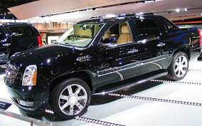2011 cadillac escalade platinum s well probably not but im sure she would