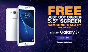 metro pcs prepaid card metropcs gives free samsung galaxy j7 to users who switch offers