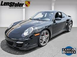 2009 porsche 911 for sale by owner 2009 porsche 911 turbo coupe in owings mills md wp0ad29949s766370