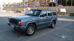 blue jeep jeep cherokee 1998 suv 2 5l diesel manual for sale nicosia