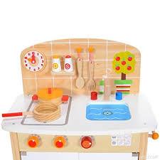 jouet cuisine pour enfant jouet cuisine pour enfants en bois masif jeu du rôle imitation