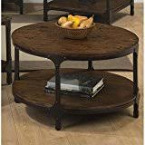 amazon com round coffee tables tables home u0026 kitchen