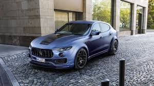 maserati biturbo stance maserati levante gets aggressive widebody treatment