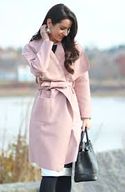pink winter coat tradingbasis