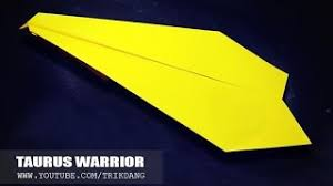 how to make a paper plane that could fly over 200 feet world