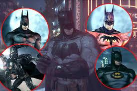 Batman Arkham Halloween Costumes Batman Arkham Knight Ranking Costumes Worst
