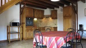cuisine en annonay gîte de la voute à vernosc lès annonay location gîte gîtes de