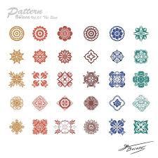 vintage china pattern series vintage china patterns vector pattern free vector free