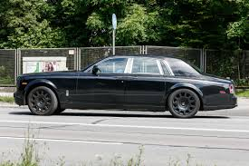 will the rolls royce phantom be that much different