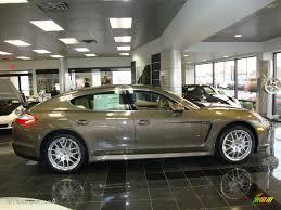 Porsche Panamera Brown - 2010 topaz brown metallic porsche panamera 4s 24944847 photo 6
