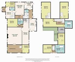 Example Of A Floor Plan Example Of A Colour Floorplan Examples Of Open Floor Plans Swawou