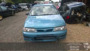 nissan almera radiator fan not working fuse box nissan almera 1997 1 4l 15eur eis00065756 used parts shop