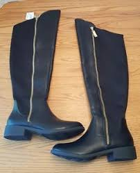 s boots payless christian siriano payless pronto 5 5 37 outside zipper black boots