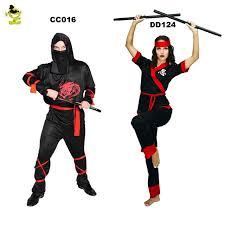 japanese classic ninja costumes halloween costume female models