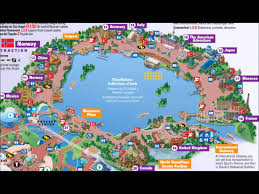 World Map Interactive by Epcot S World Showcase Interactive Map Youtube