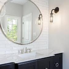 mirror trim for bathroom mirrors classy metal bathroom mirrors large round mirror design ideas trim