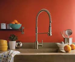 Kitchen Faucet Amazon Danze D455158 Parma Single Handle Pre Rinse Faucet Chrome Touch
