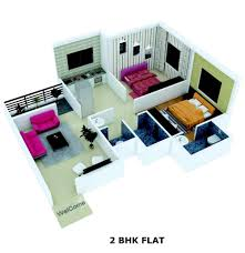 bishnoi plaza by ozone buildcon and yog developers 2 bhk