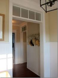 Wainscoting Kitchen Cabinets Beaded Panel Wainscoting Ashley Porter You Could Run This Up