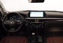 Lexus Lx Interior Pictures 2017 Lexus Lx 570 Interior And Review Redesign Price