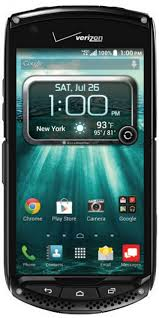 Rugged Smartphone Verizon Kyocera Brigadier For Verizon Has Sapphire Screen Phone Scoop