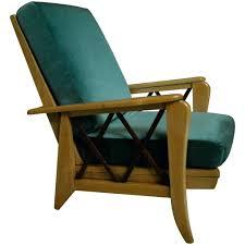 Mid Century Modern Sofa For Sale Blue Velvet Armchair Mid Century Modern Extendable Armchair Two