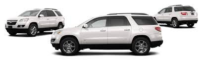 2008 saturn outlook awd xr 4dr suv research groovecar
