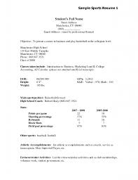 Resume Sample Student by Sample High Student Resume Example Pinterest